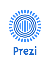 prezi logo - big data interview