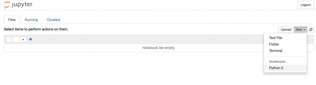 data coding jupyter notebook