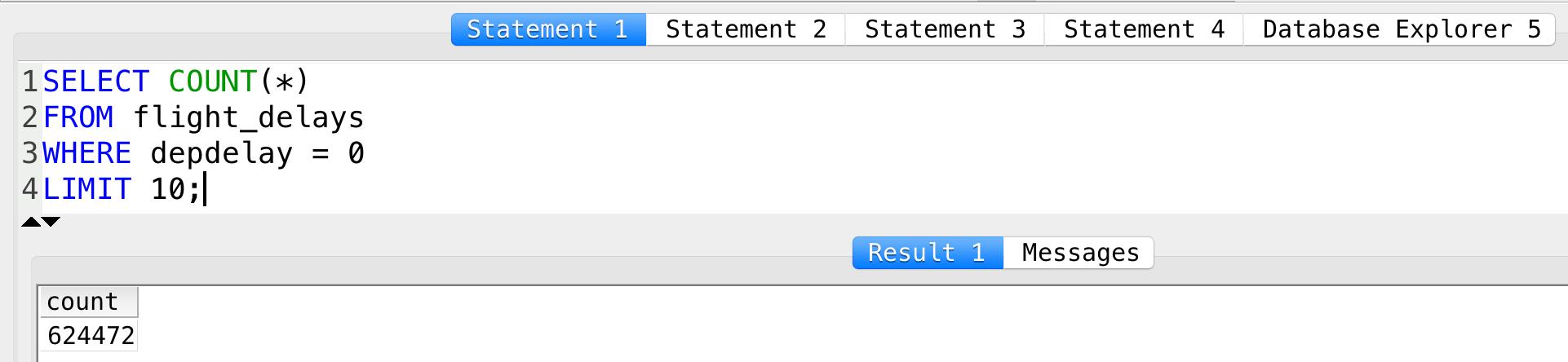 SQL CASE WHEN 1