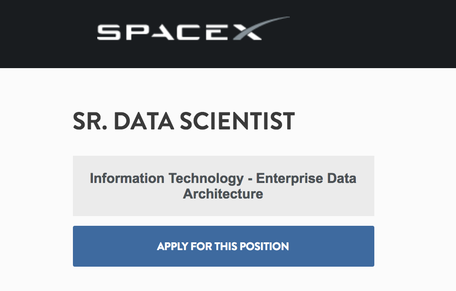 why become a data scientist space x2