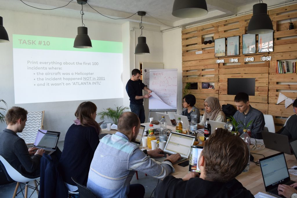Workshop in Berlin