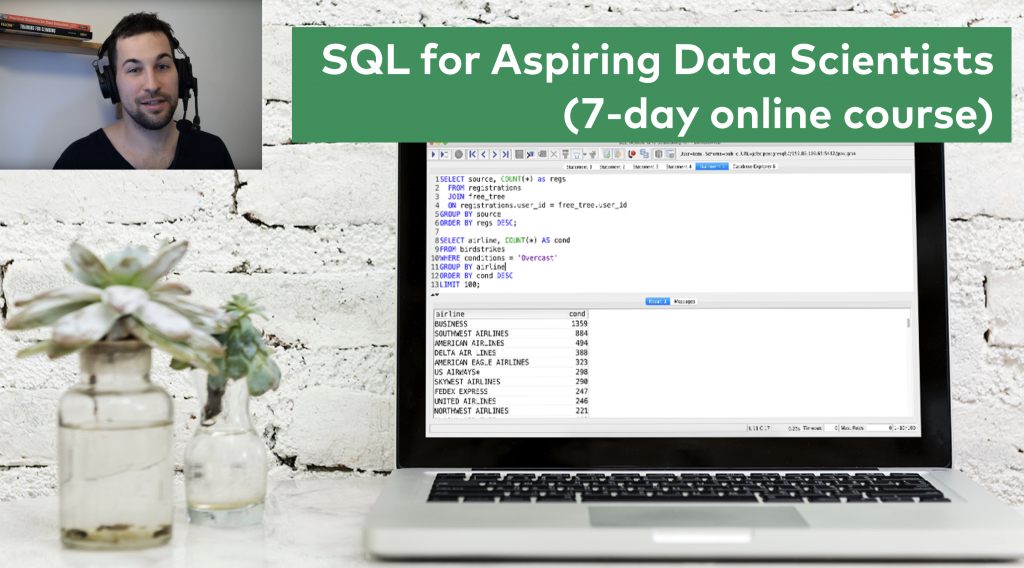 sql for aspiring data scientists online course header 2