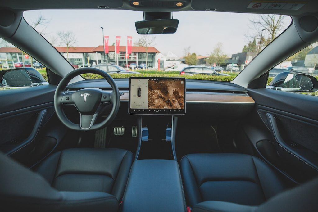what is data science tesla self-driving