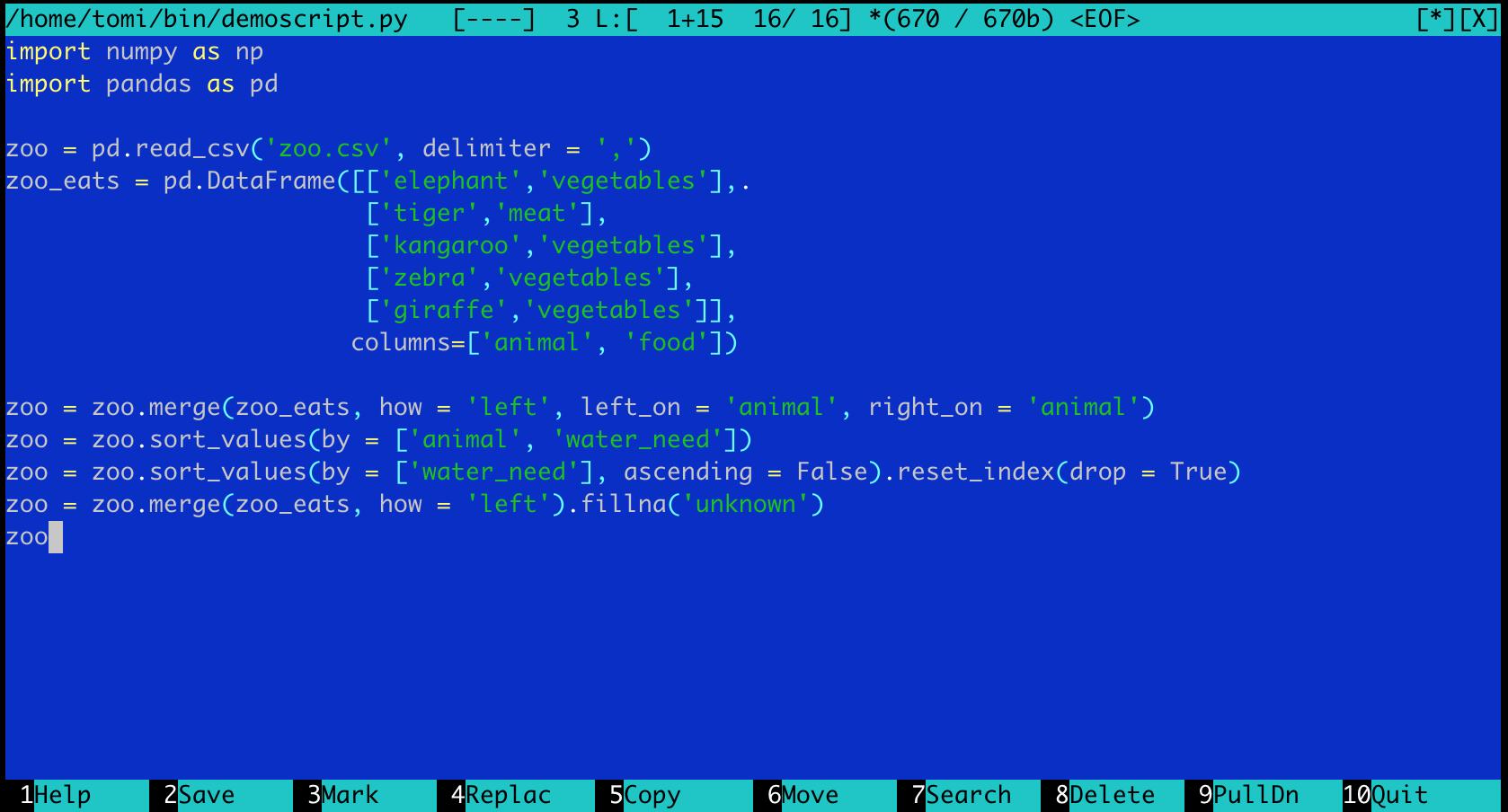 python script py extension