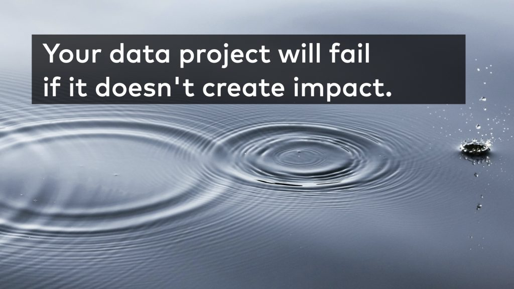 data science on the job 1 impact