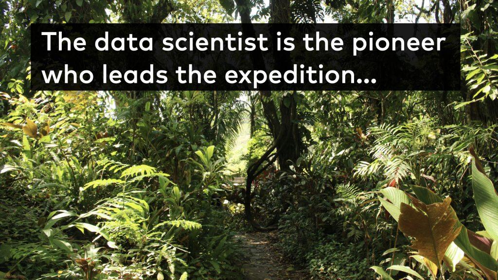 data science on the job 6 pioneer